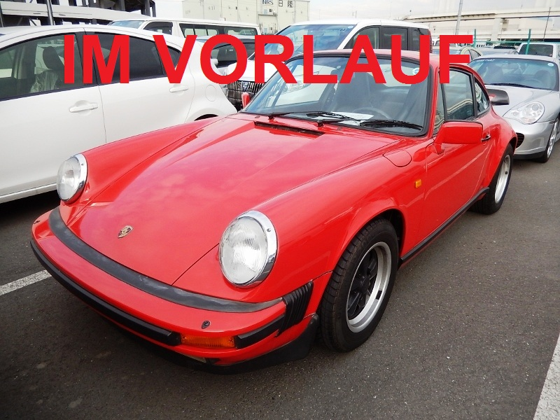 Porsche 911 Carrera, EZ 1984, 43000 km, 231PS, Klima+SD